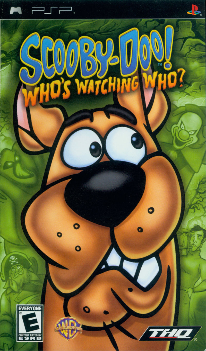 Scooby-Doo: Who's Watching Who (2006)
