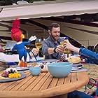 Timothy Omundson, Eric Bauza, Thaila Ayala, and Graham Verchere in Woody Woodpecker (2017)