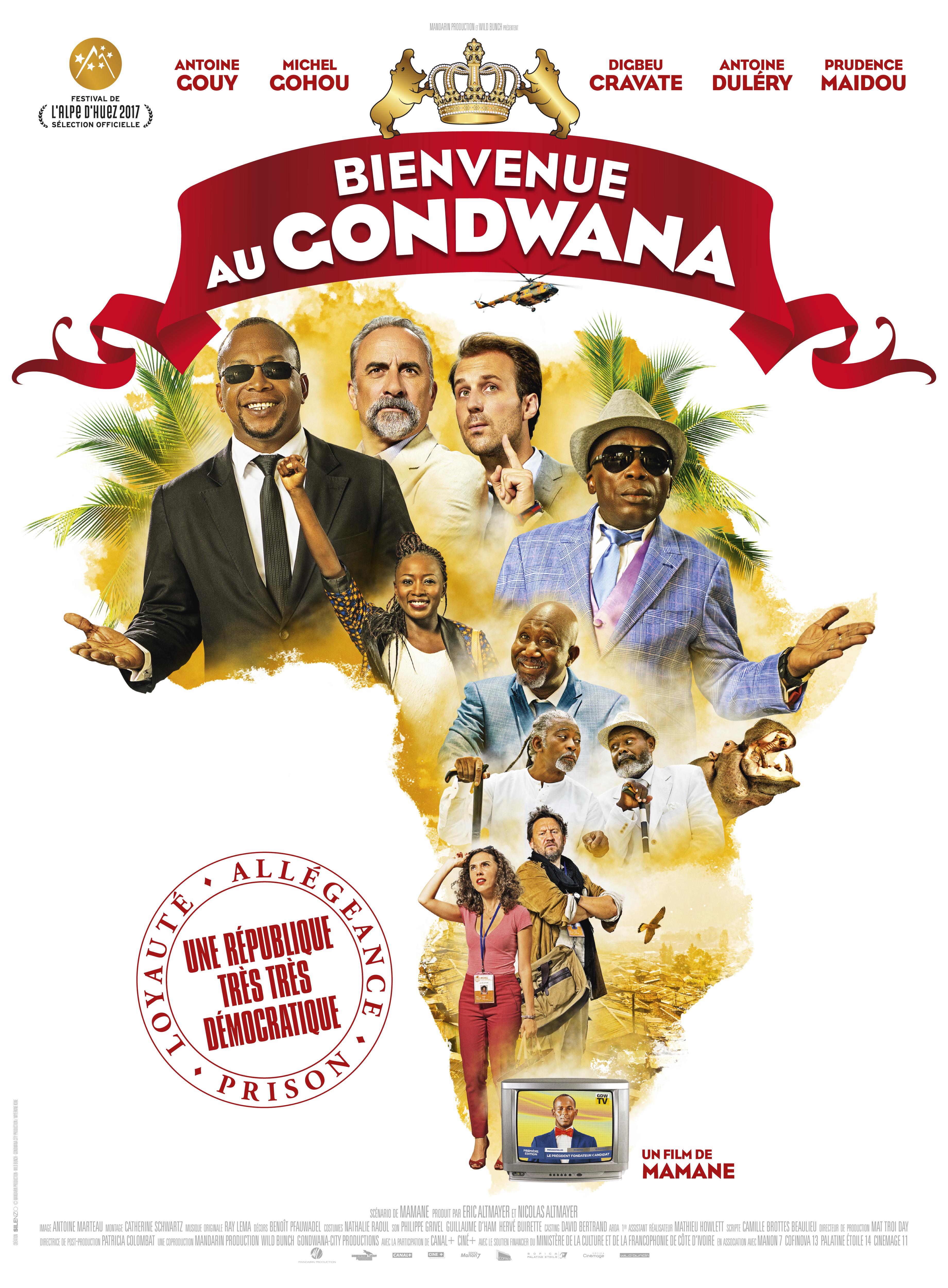 AU TÉLÉCHARGER GRATUIT BIENVENUE FILM GONDWANA