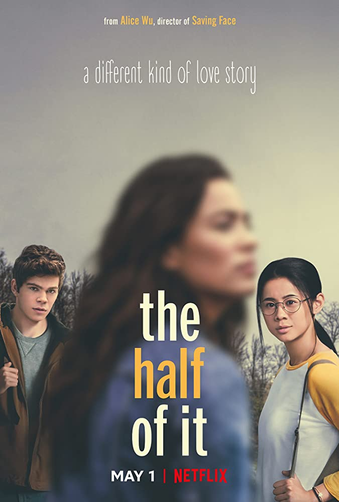 The Half of It 2020 Hindi ORG Dual Audio 1080p NF HDRip ESubs 2GB Download