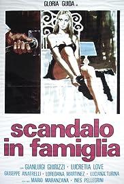 Scandalo in famiglia Poster