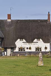 Avebury Stones and the Red Lion Poster