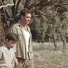 Marton Csokas and Kodi Smit-McPhee in Romulus, My Father (2007)