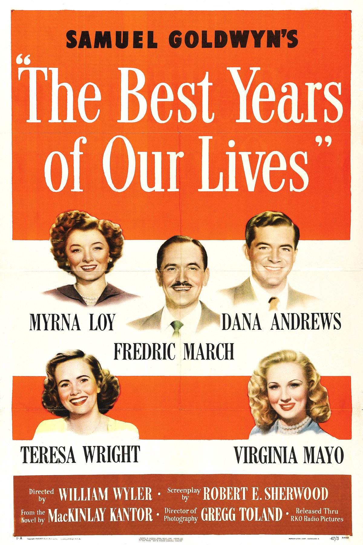 The Best Years of Our Lives (1946) BluRay 720p & 1080p