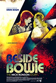 Beside Bowie: The Mick Ronson Story (2017) 720p