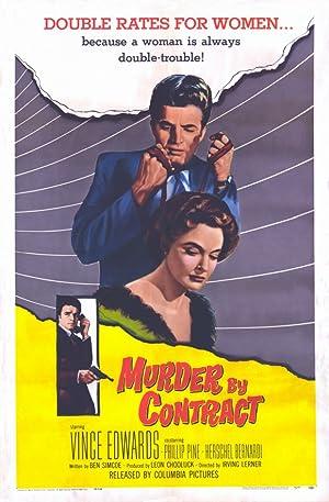 Film-Noir Murder by Contract Movie