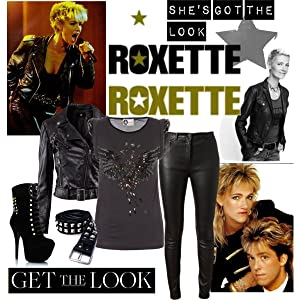 All movie downloads Roxette: The Look by Mark Romanek [1280p]