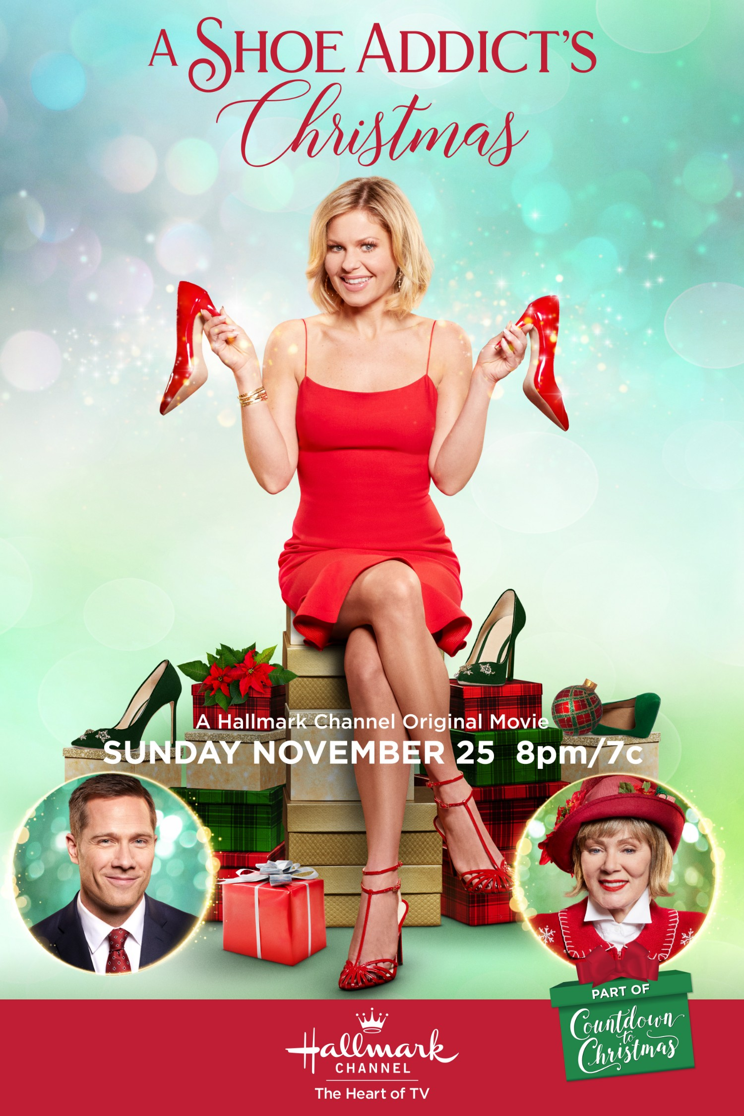 Christmas Shoe.A Shoe Addict S Christmas Tv Movie 2018 Imdb