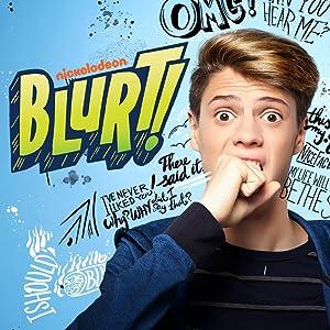Blurt! Poster