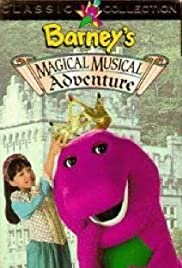 Barney's Magical Musical Adventure Poster