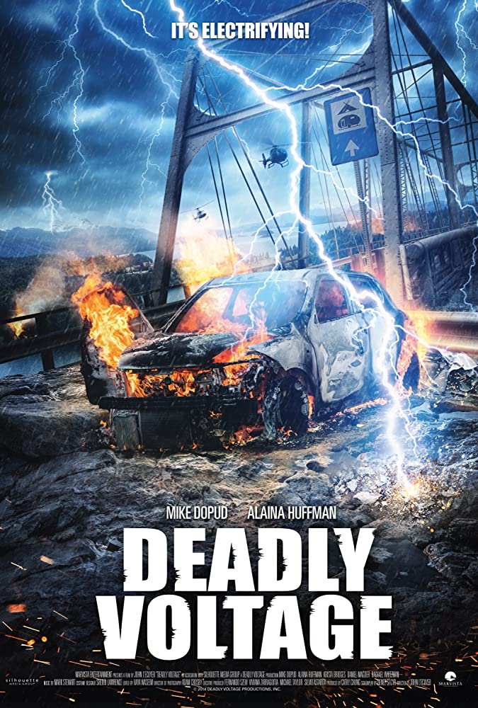 Deadly Voltage 2015 Dual Audio Hindi 300MB UNCUT BluRay 480p Free Download