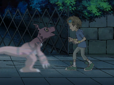 Guilmon ga Abunai! Boku no Machi no Bouken full movie hindi download