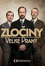 Zlociny Velké Prahy Poster