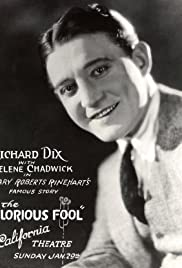 The Glorious Fool Poster