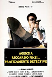 The Finzi Detective Agency Poster