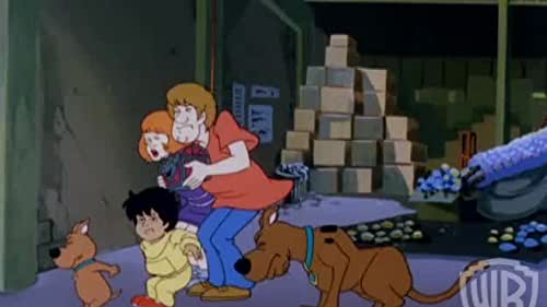 The 13 Ghosts Of Scooby-Doo! The Complete Series