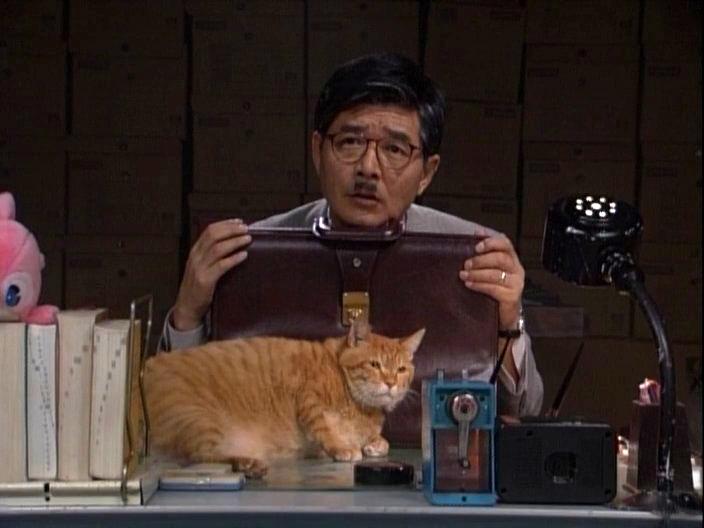 Leo Morimoto in Shomuni (1998)