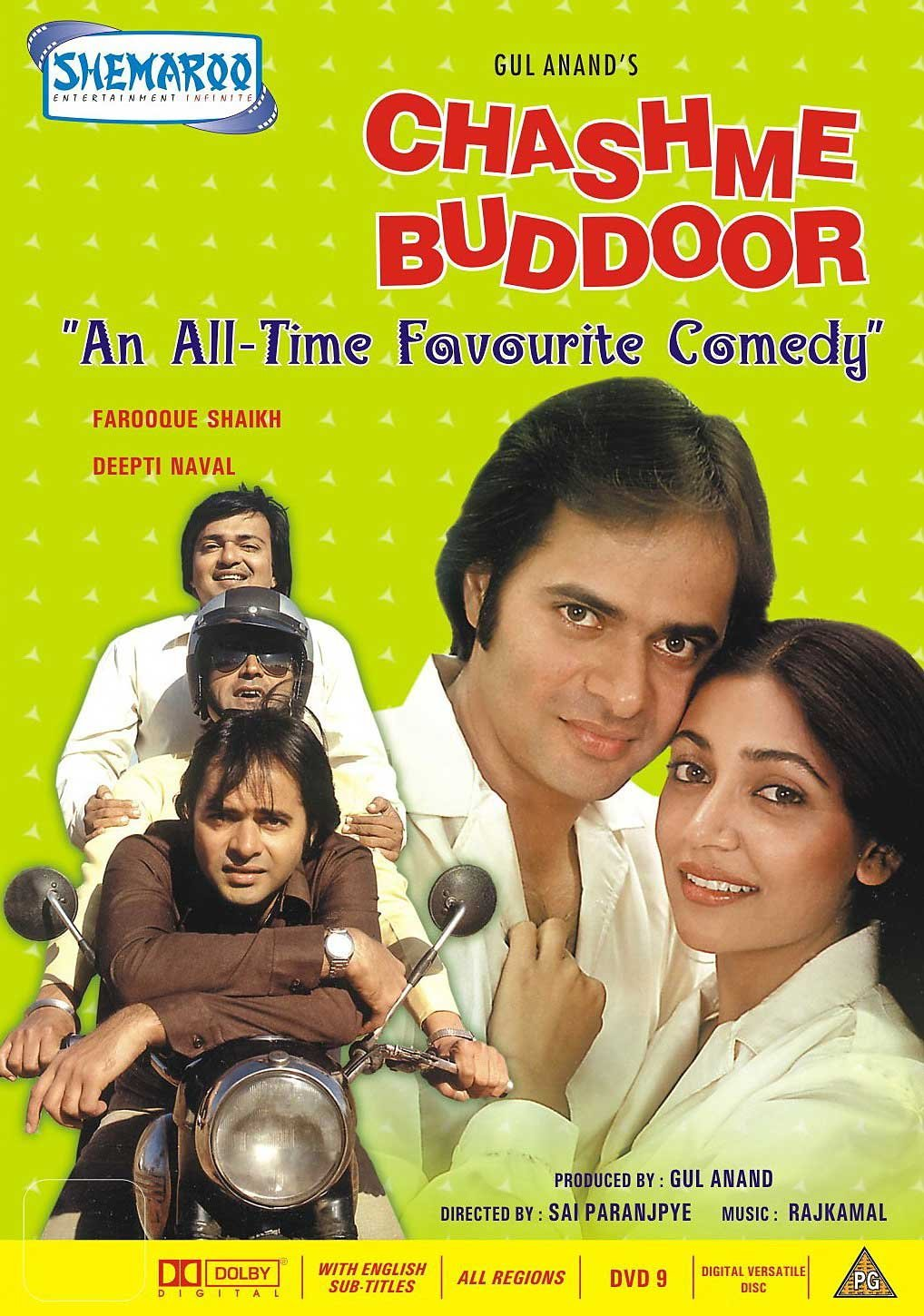 Chashme Buddoor 1981 1080p WEB-DL AVC AAC – DDR | G- Drive | 4 GB |