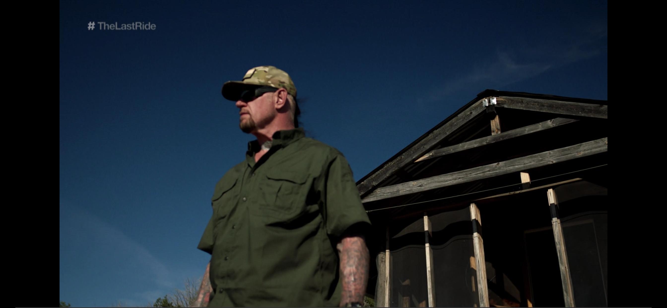 "Undertaker: The Last Ride"" Chapter 5: Revelation (TV Episode 2020 ..."