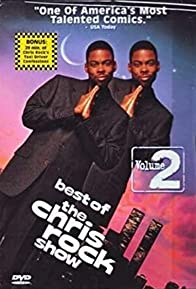 Primary photo for Best of the Chris Rock Show: Volume 2