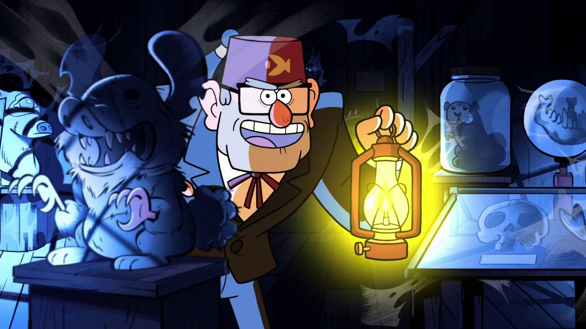 Gravity Falls 2×06 – Pequeña tienda de regalos de los horrores