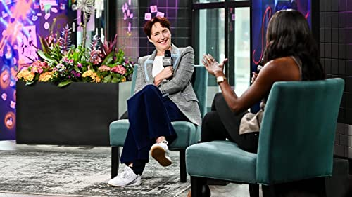 "BUILD: Fiona Shaw is More Than Happy with Being the Boss in ""Killing Eve"""