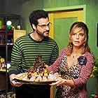 Bruno Garcia and Bruna Lombardi in Onde está a Felicidade? (2011)