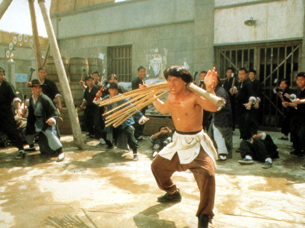 Jackie Chan in Jui kuen II (1994)