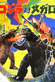 Godzilla vs. Megalon (1973) Poster - Movie Forum, Cast, Reviews