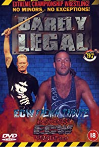 Primary photo for ECW Barely Legal