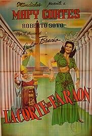 La corte de faraón Poster