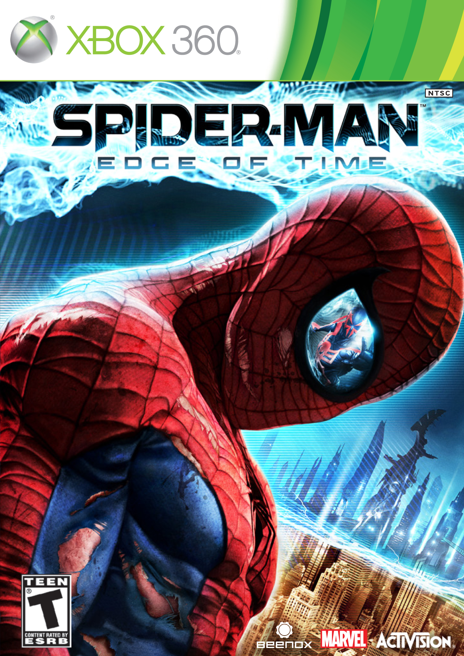 Spider-Man: Edge of Time (Video Game 2011) - IMDb