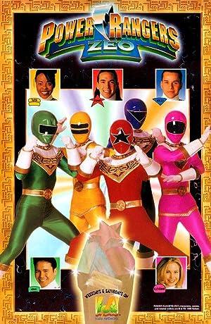 Power Rangers Zeo ( Power Rangers Zeo )