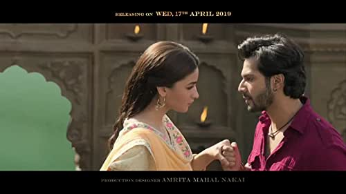 Kalank Title Track Out Now