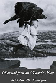 Rescued from an Eagle's Nest (1908) Poster - Movie Forum, Cast, Reviews