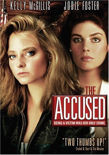 Jodie Foster and Kelly McGillis in The Accused (1988)