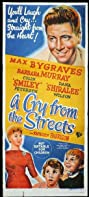 Cry From The Streets (1958) Poster