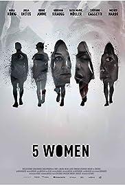 5 Women Poster