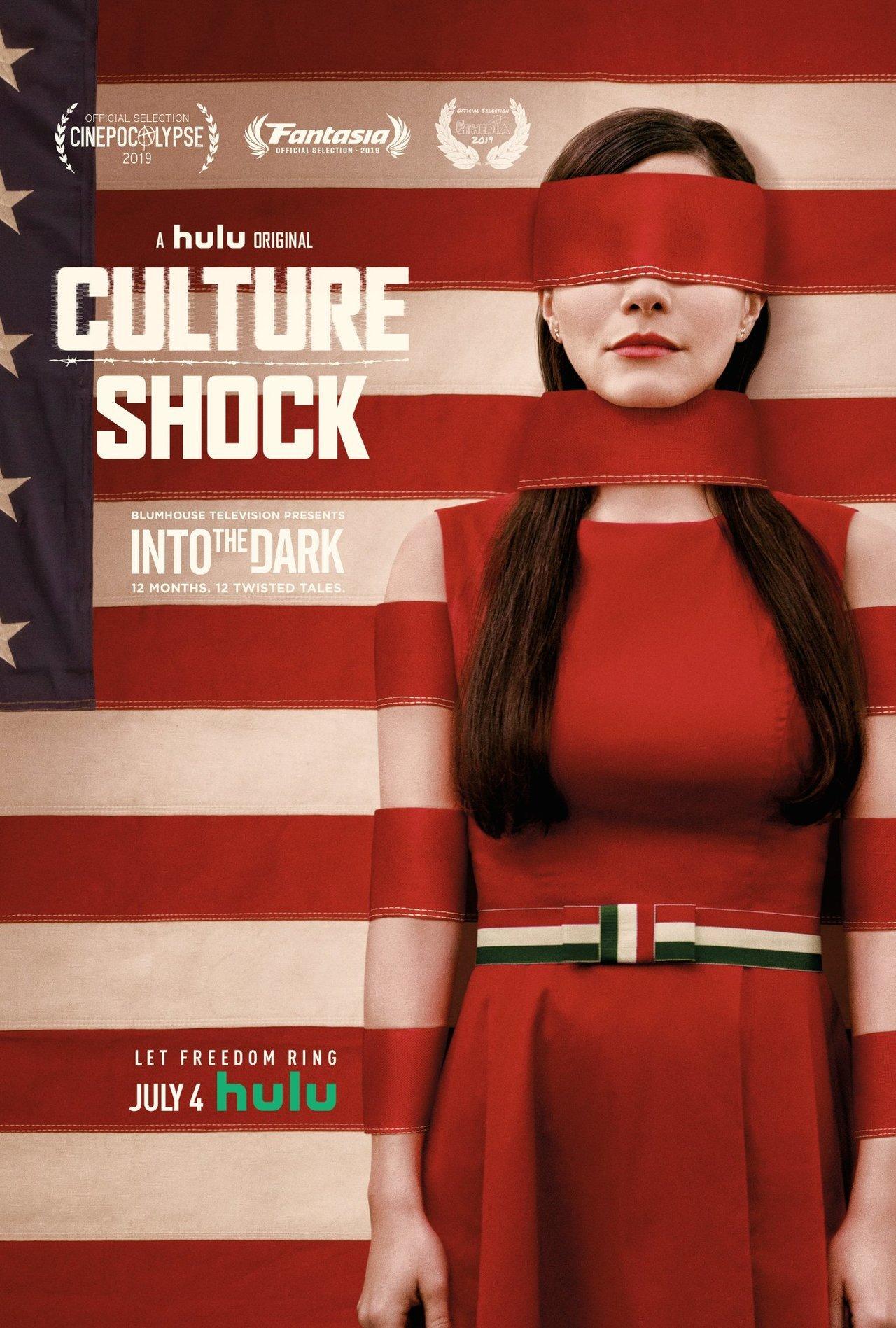 KULTŪRINIS ŠOKAS (2019) / Culture Shock