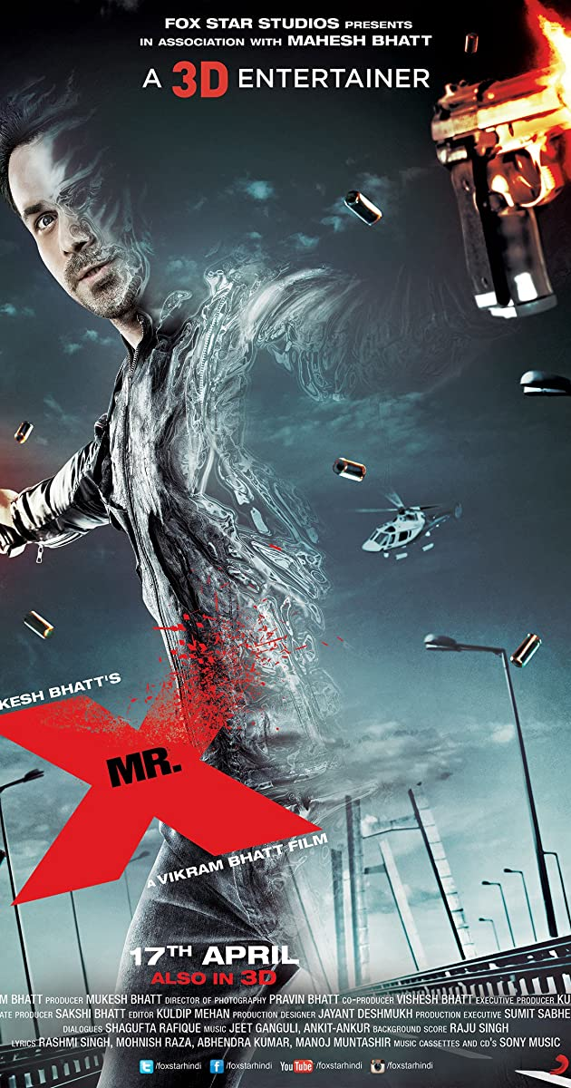 Mr  X (2015) - Full Cast & Crew - IMDb