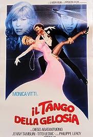 Il tango della gelosia Poster