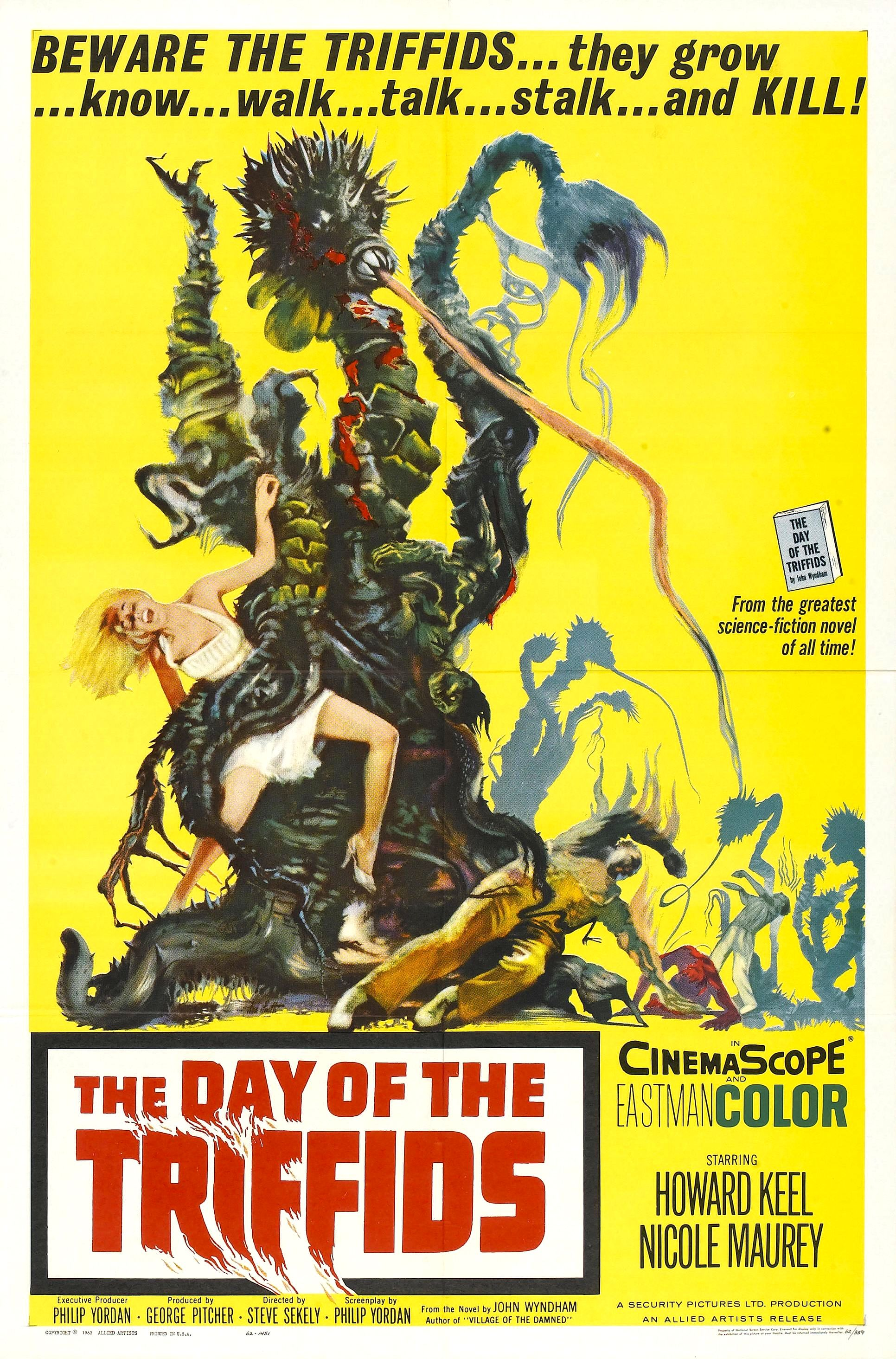 Image result for The Day Of The Triffids 1951