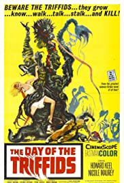 Invasion of the Triffids Poster