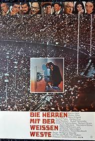 Die Herren mit der weissen Weste Poster - Movie Forum, Cast, Reviews