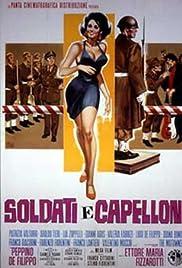 Soldati e capelloni Poster