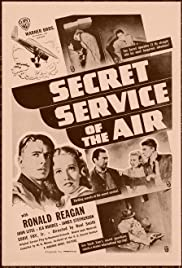 Secret Service of the Air (1939) Poster - Movie Forum, Cast, Reviews