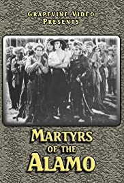 Martyrs of the Alamo Poster