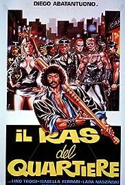 Il ras del quartiere Poster