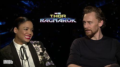 Tessa Thompson Wants an All-Female Marvel Team-Up Movie