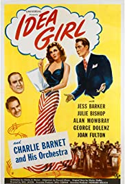 Idea Girl Poster